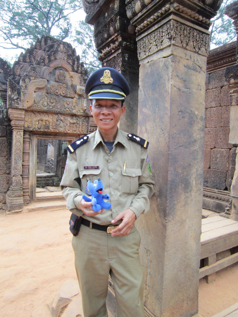 Zippy-and-Cambodian-Police
